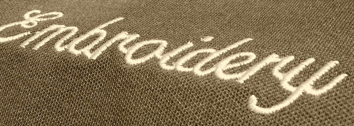 Custom Embroidery — Sharon's Cozy Horse Creations